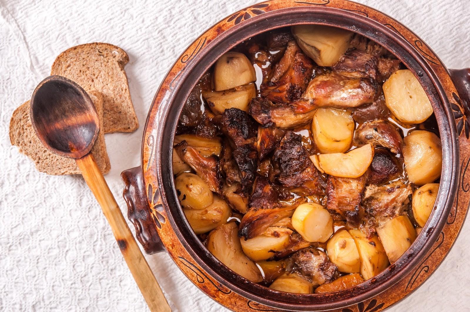 Български традиционни ястия